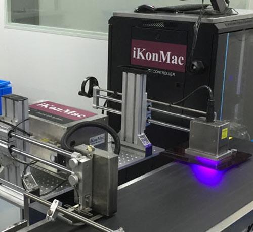 IKM3000 UV快速喷印设备